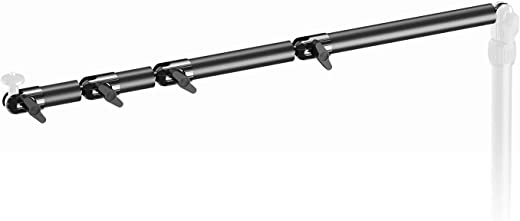 Elgato Flex Arm L for Elgato Master Mount, Four Steel Tubes with Ball Joints, Compatible with all Elgato Master Mount Accessories