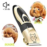 Best Pet Clippers - Dog Grooming Kit Clippers, Low Noise, Electric Quiet Review