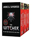 The Witcher Boxed Set: Blood of Elves, the Time of Contempt, Baptism...