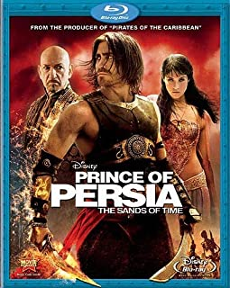 Prince of Persia: The Sands of Time [Blu-ray] (B003UYUR0G) | Amazon price tracker / tracking, Amazon price history charts, Amazon price watches, Amazon price drop alerts