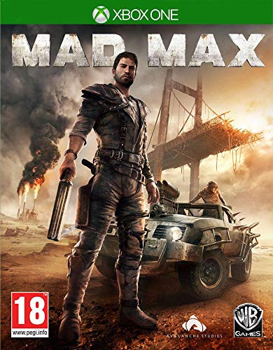 Mad Max Jeu Xbox One