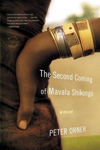The Second Coming of Mavala Shikongo: A Novel (English Edition)