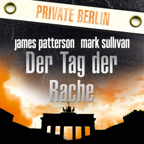 Der Tag der Rache (Private Berlin) audiobook cover art