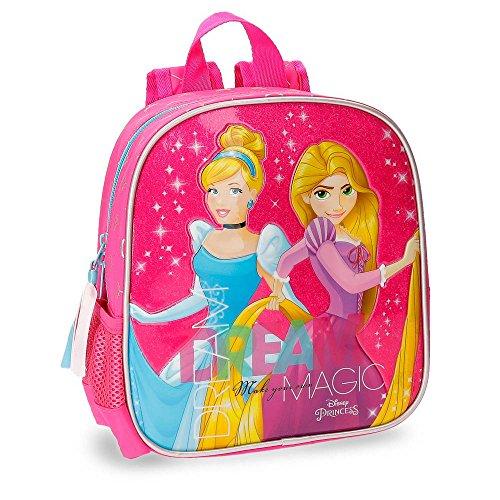 Disney Princess Zainetto per bambini, 25 cm, 5.75 liters, Rosa