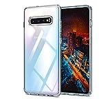 Chalpr Samsung Galaxy S10 Hülle, Ultra Transparent