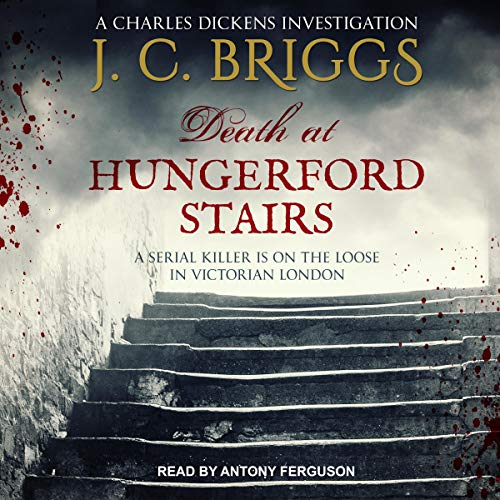 Death at Hungerford Stairs cover art