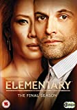 Elementary The Seventh Season Set [Edizione: Regno Unito] [DVD]