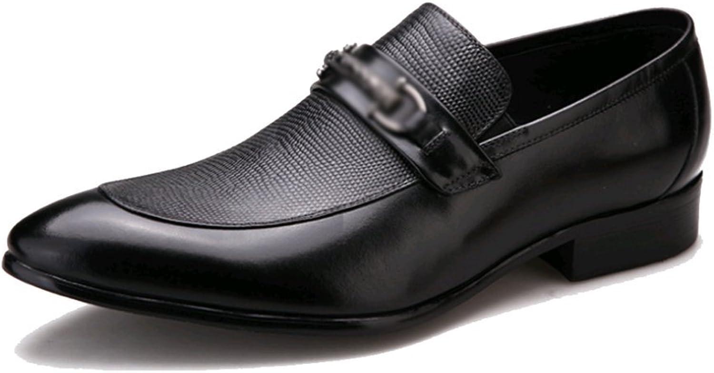 NIUMJ Springaa Springaa Springaa herrar Mode British Business Casual utomhus skor  butik försäljning försäljningsstället