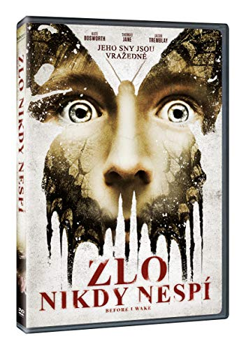 Zlo nikdy nespi DVD / Before I Wake (tschechische version)