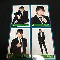 小林由依 スーツ衣装 写真 4種 欅坂46 けやき坂46 日向坂46 櫻坂46