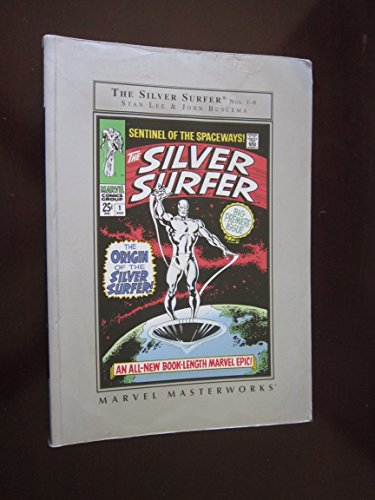 Marvel Masterworks: Silver Surfer: Volume 1 (Barnes and Noble Edition)