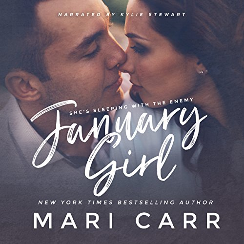 January Girl audiobook cover art