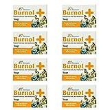 DR. MOREPEN Burnol Antibacterial Soap For Women, Men & Kids (75gm, Pack of 8) Bathing Soap Combo