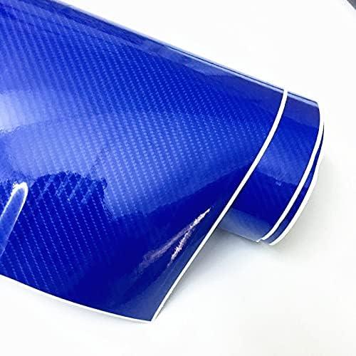 WHEEJE San Diego Mall 20 30 40 50 58152cm 6D Carbon Film Car Glossy Regular discount Body Fiber