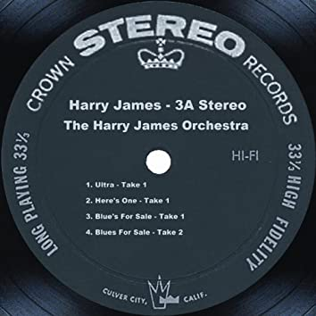 Harry James - 3A Stereo