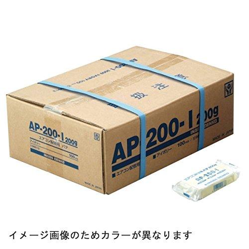 『因幡電工 エアコン用シールパテ 200g ホワイト AP-200-W』の1枚目の画像