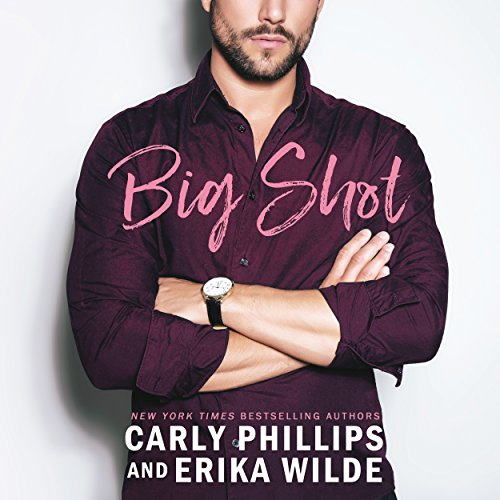 Big Shot audiobook cover art