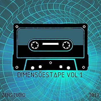 Dimensõestape, Vol. 1
