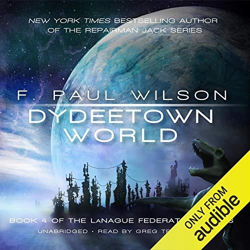 Dydeetown World cover art