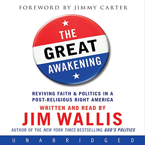 The Great Awakening audiobook cover art