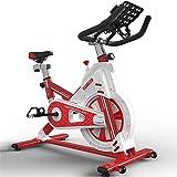 HHJJ Exercice de Fitness Vélos Résistance aux frictions de vélo d'exercice intérieur avancé...