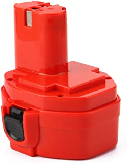 Upgraded 3500mAh Replacement for Makita 14.4V Battery 1420 1422 1433 1434 1435 1435F 192699-A 193158-3 192600-1 1051D 4033D, Ni-MH