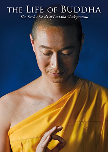 Life of Buddha: The 12 Deeds of Buddha Shakyamuni [DVD] [UK Import]