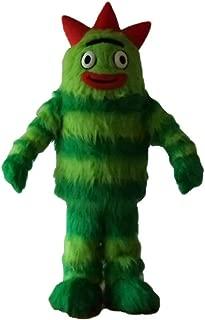 Adult Size Yo Gabba Gabba Brobee Mascot Costume Cartoon Costumes for Party Character Design ArisMascots