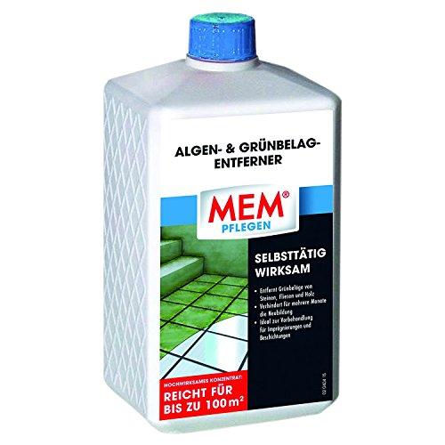 MEM Algen- und Moos Entferner, 1 Liter