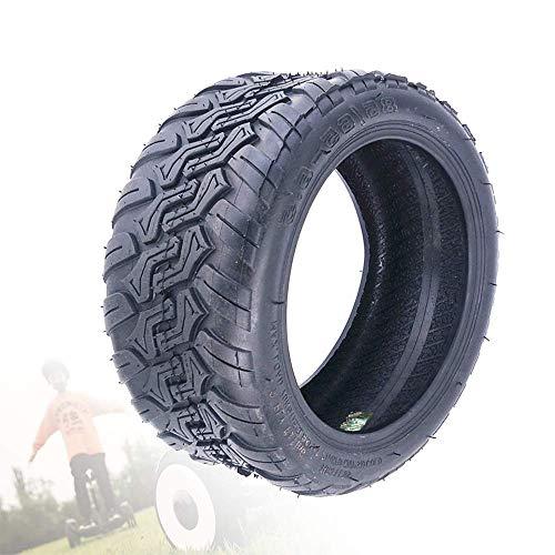 Neumáticos Sin Cámara 85/65 6.5, Neumáticos Neumáticos Todoterreno Antideslizantes Resistentes Al Desgaste, Compatibles con 9 Balance Car