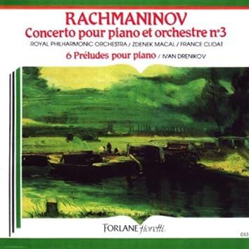 Rachmaninoff: Piano Concertos Nos. 3 & 6 Preludes