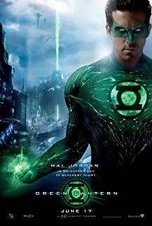 Green Lantern 11x17 Movie Poster (2011)