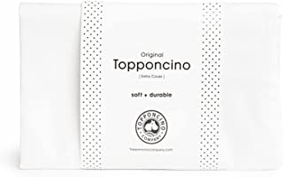 The Topponcino Company | Extra Cover Only (Pure White) | Insert Sold Separately | Fits All Topponcinos from The Topponcino...