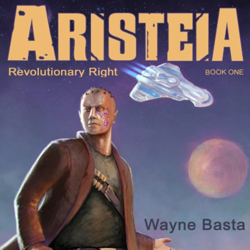 Aristeia audiobook cover art