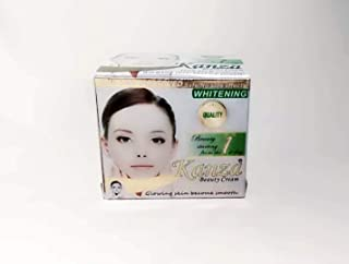 Kanza Beauty Cream Whitening Original Cream Dark Circles, PIMPLES REMOVING-30g