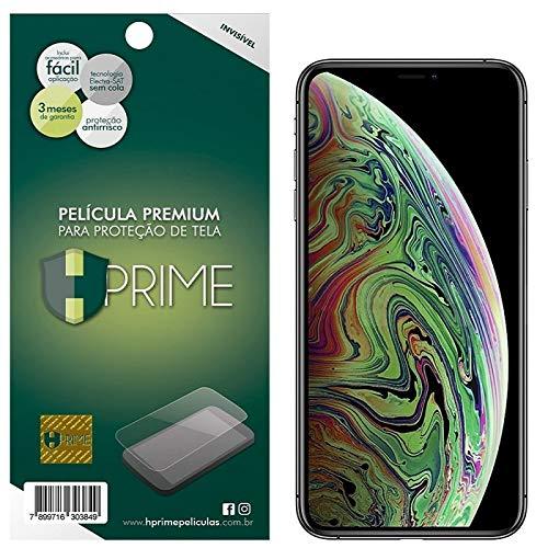 Pelicula Hprime invisivel para Apple iPhone Xs Max, Hprime, Película Protetora de Tela para Celular, Transparente
