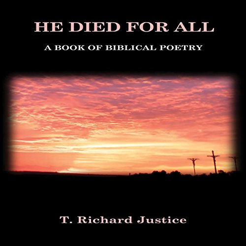 He Died for All audiobook cover art