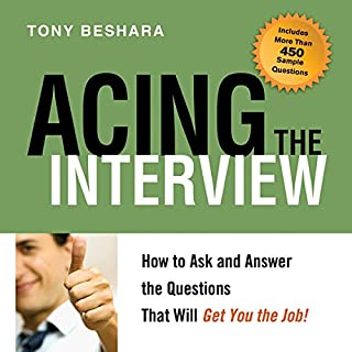 Acing the Interview audiobook cover art