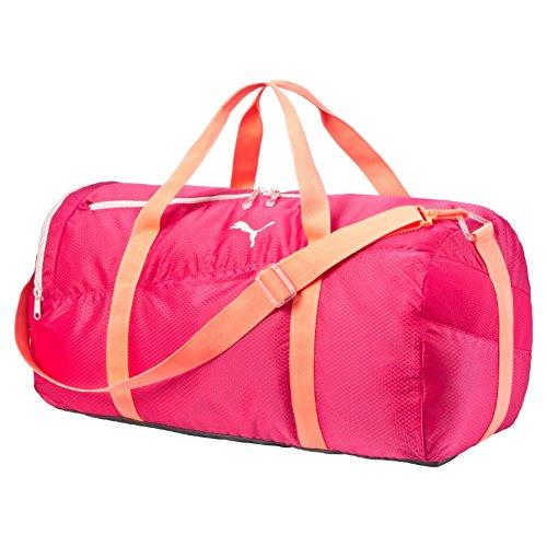 Puma-Borsone da palestra Fit at Large Sports Bag, Unisex, Fitness Tasche Fit AT Large Sports Bag, nero, Taglia unica