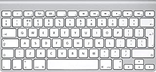 Apple Wireless Keyboard with Bluetooth (UK English)(Renewed)