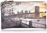YNOT I-341, Organizer Borsa Donna, Multicolore (Fame in New York), 20x12x1 cm (W x H x L)