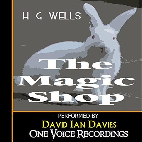 The Magic Shop cover art