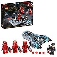 LEGO75266StarWarsSithTroopersBattlePackPlaysetwithBattleSpeeder,TheRiseofSkywalkerMo...
