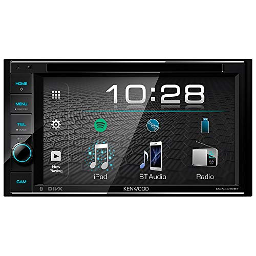Kenwood Autorradio Multimedia DDX-4019BT 6.2', DVD, Bluetooth