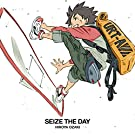 SEIZE THE DAY (初回生産限定盤)(CD+DVD)