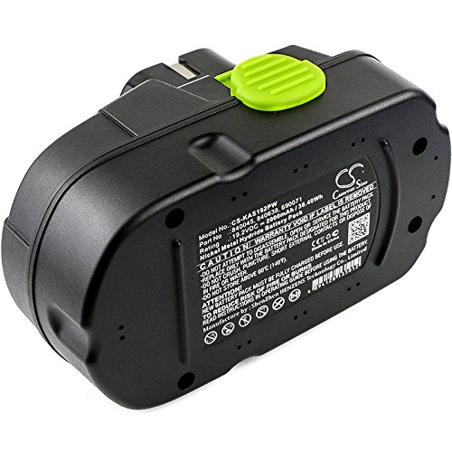 Cameron-Sino Replacement Battery for Kawasaki Power Tools 19.2V Unisource, 69007, 691034