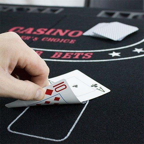 Brybelly 5in 1Deluxe Poker Tisch Top - 4
