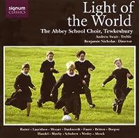 Abbey School Choir Tewkesbury - Light of the World (2006-01-30)