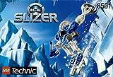 Lego Technic Throw Bots 8501 Ski by LEGO