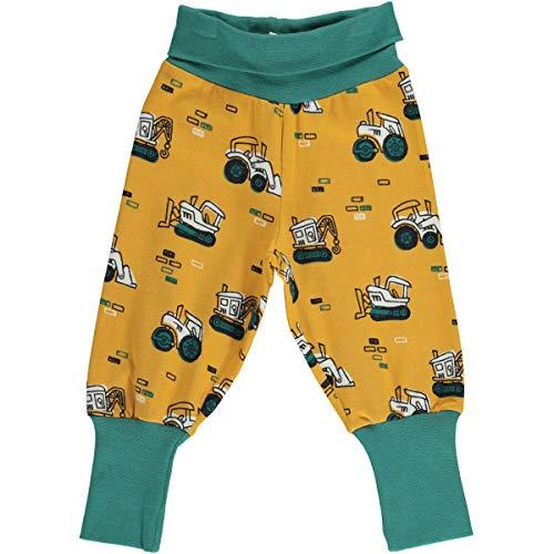 Maxomorra Baby Rib Pants Brick Builders 74/80
